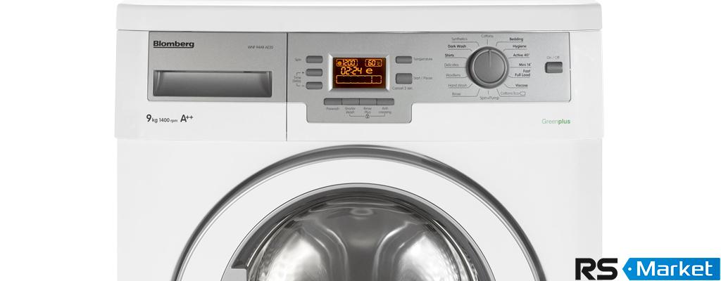 Бу стиральные машины Blomberg по низким ценам