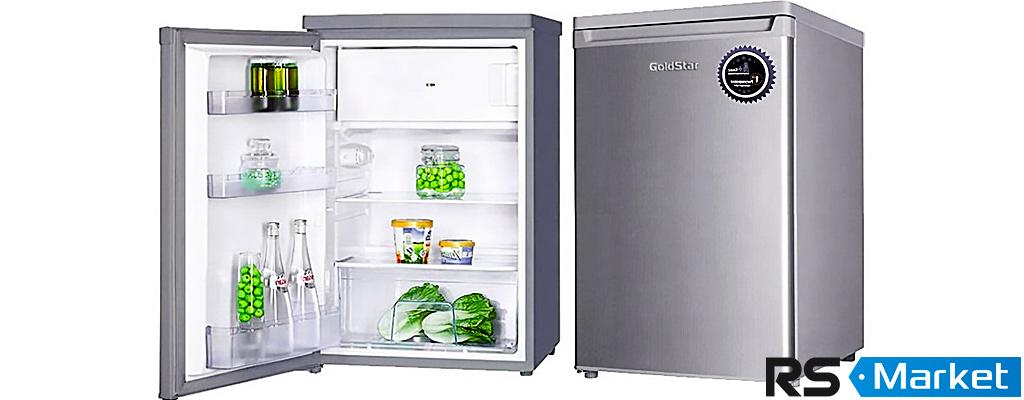 Доступный бу холодильник Goldstar подойдет для любых нужд