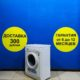 Б/у Стиральная машина Bosch WFC 2063