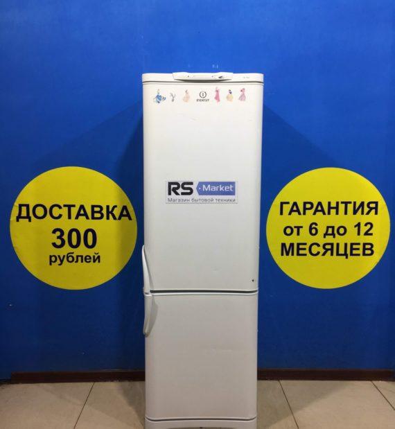 Б/у Холодильник Indesit C138NFG