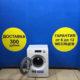 Б/у Стиральная машина Samsung WF7520S9C