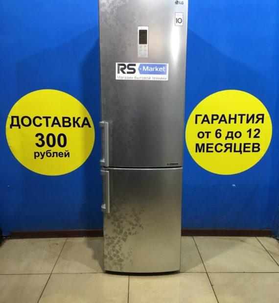 Б/У Холодильник LG GA-B489ZVSP