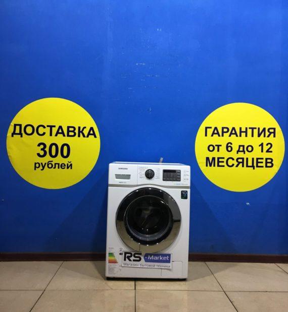 Б/у Стиральная машина Samsung WF602U2BKWA