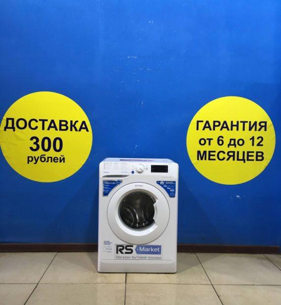 Б/у Стиральная машина Indesit BWSE61051
