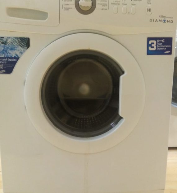 Б/у Стиральная машина Samsung WF0408N2N