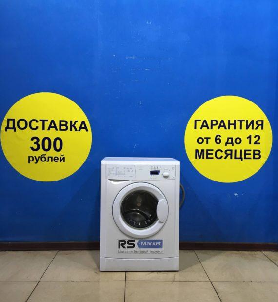 Б/у Стиральная машина Indesit WISXE10