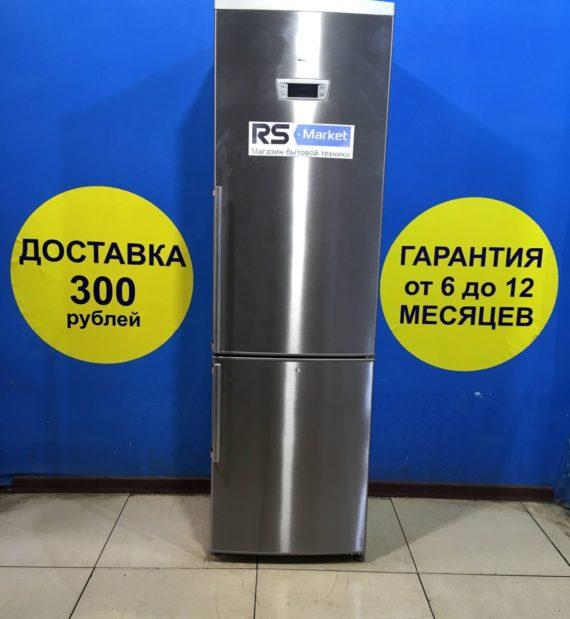 Б/у Холодильник Hansa FK353.6DFZVX