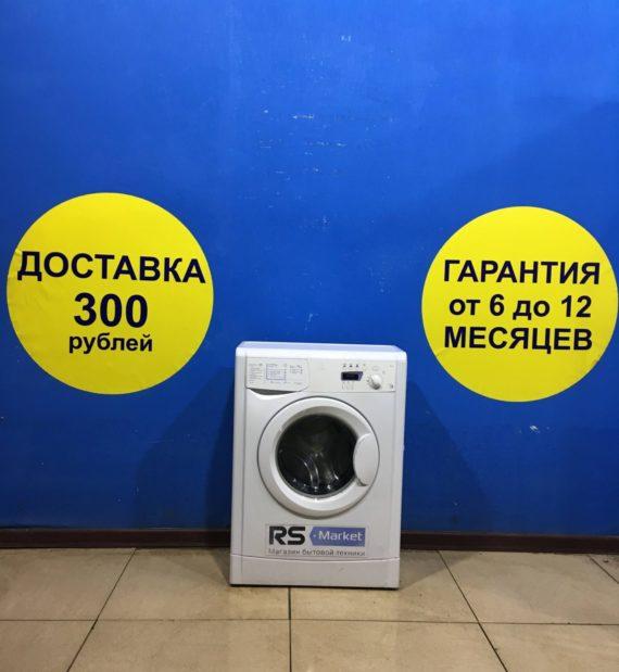 Б/у Стиральная машина Indesit WIE107
