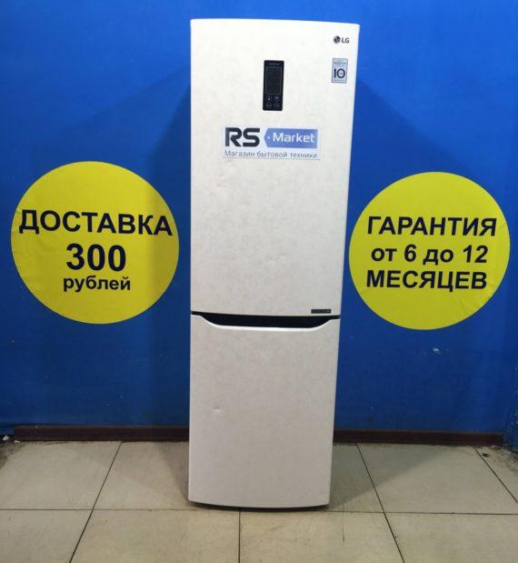 Б/У Холодильник LG GA-E409SERL