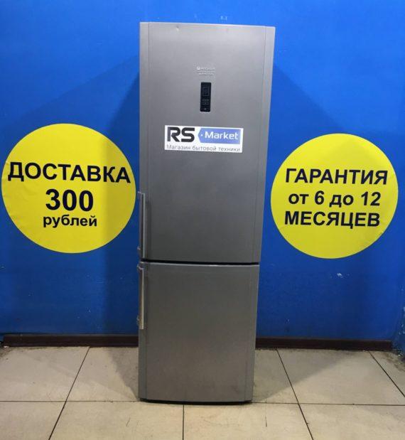 Б/у Холодильник Ariston HBT1181.3SNFH