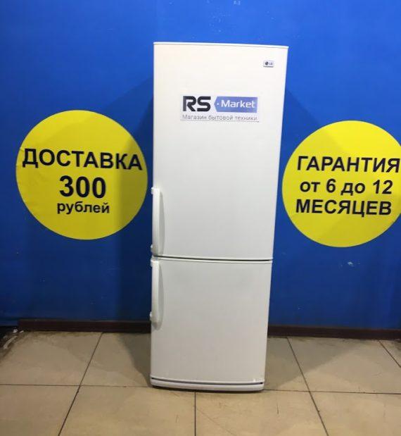 Б/У Холодильник LG GA-419UBA