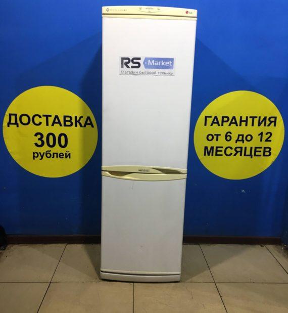 Б/У Холодильник LG GR-389SQF