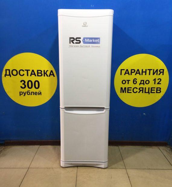 Б/у Холодильник Indesit NBA18FNF