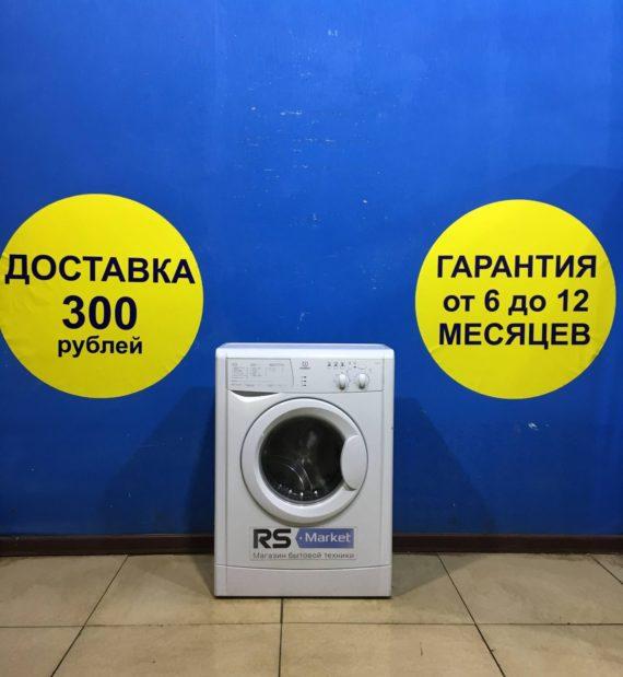 Б/у Стиральная машина Indesit WIUN104