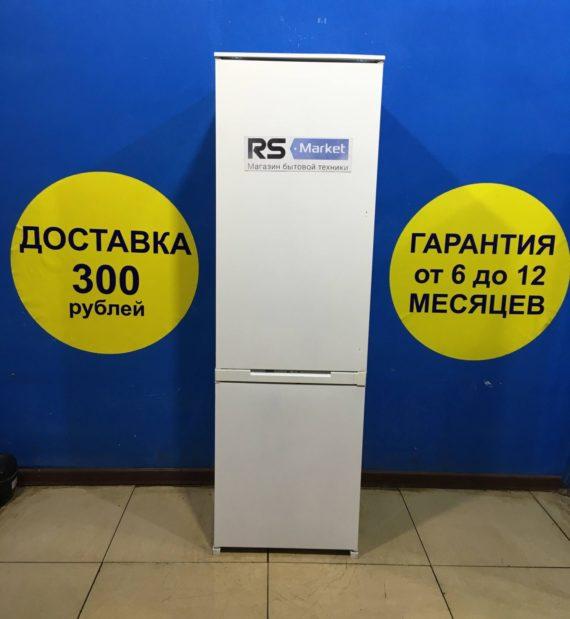 Б/у Холодильник Zanussi ZI921/8FFA