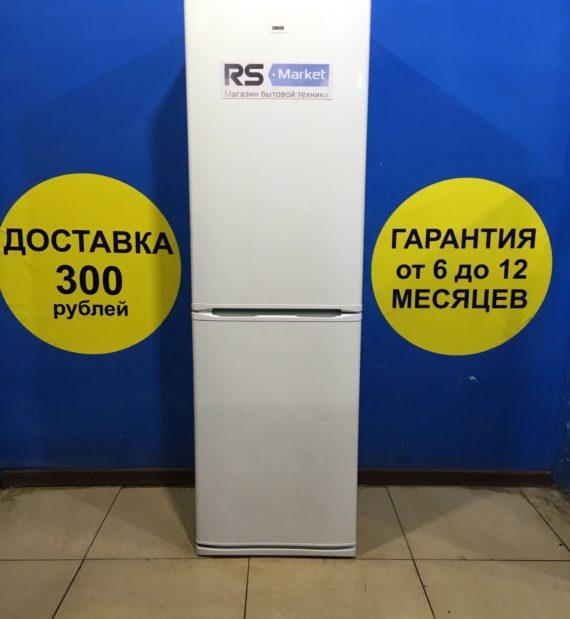 Б/у Холодильник Zanussi ZRB336WO