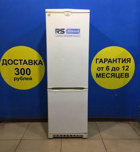 Б/у Холодильник Indesit CA137S.012
