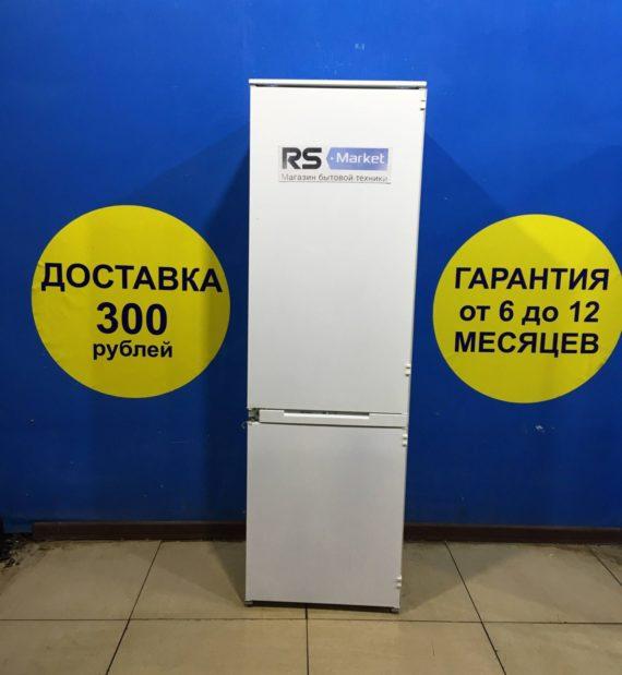 Б/у Холодильник Zanussi ZBB6286