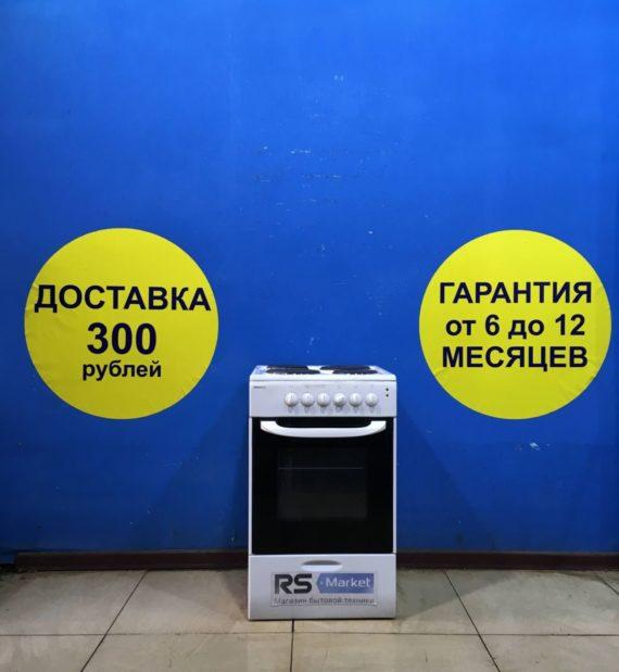 Б/у Электрическая плита Beko