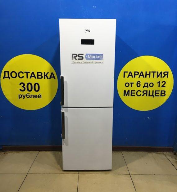 Б/у Холодильник Beko RCNK296E21
