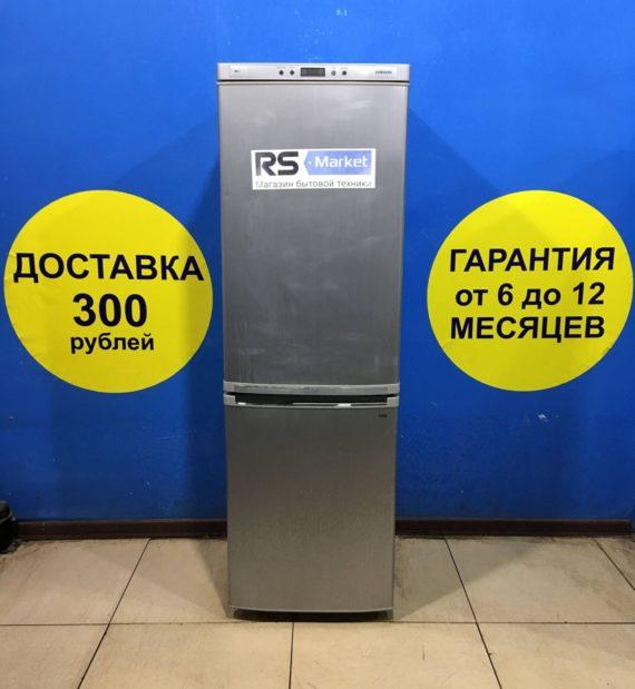 Б/У Холодильник Samsung RL28DBSW/SI