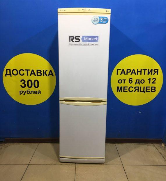 Б/У Холодильник LG GRS389SQF