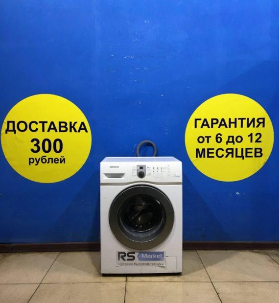 Б/у Стиральная машина Samsung WF60F1R1