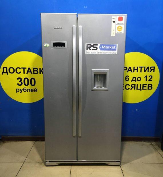 Б/у Холодильник Beko GNE25800S