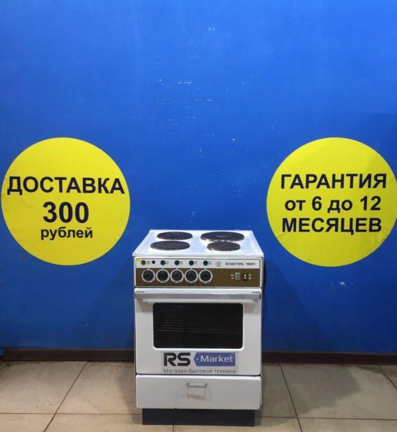 Б/у Электрическая плита Электра 1001