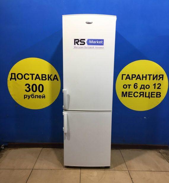 Б/у Холодильник Whirlpool WBR3512W
