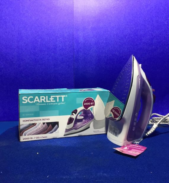 Утюг Scarlett SCS130S06