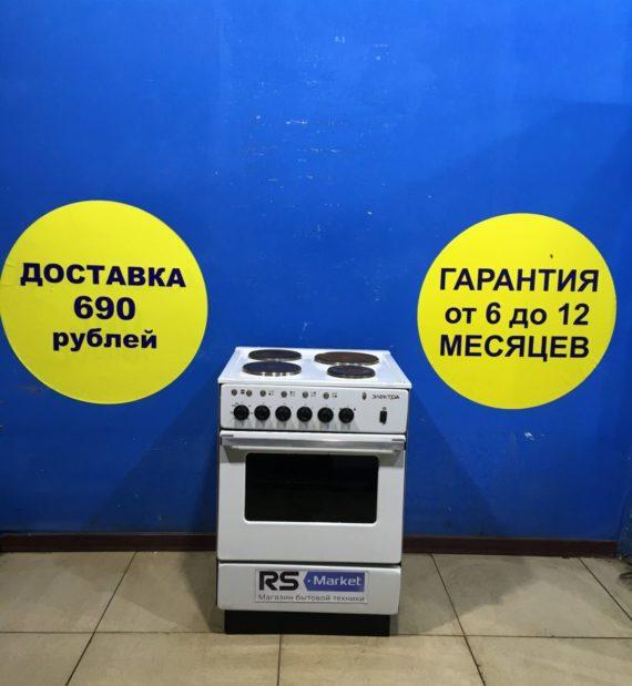 Б/у Электрическая плита Электра ЭБЧШ6-4-95