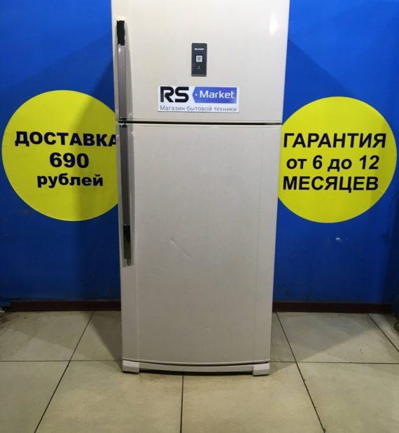 Б/у Холодильник SJ-P692N-BE