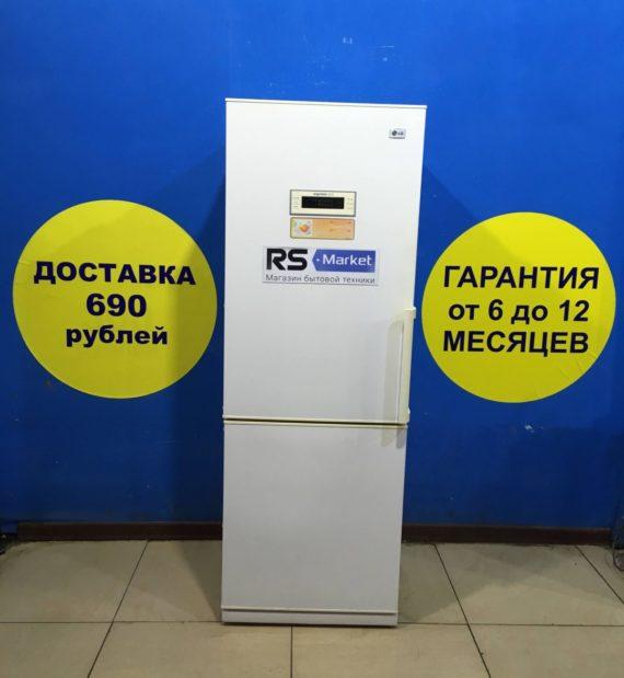 Б/У Холодильник LG GA-419BQA