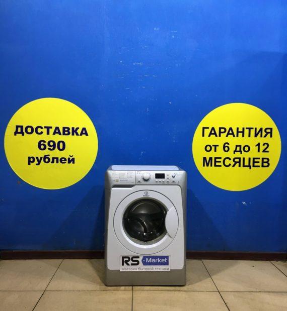 Б/у Стиральная машина Indesit PWSE 6107 S