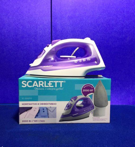 Утюг Scarlett SC-S130P10
