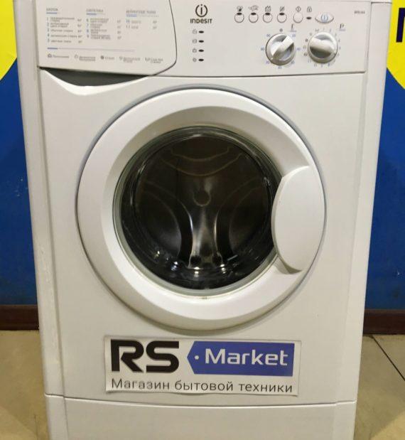Б/у Стиральная машина Indesit WISL 105