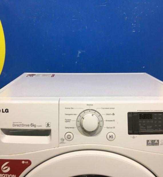 Б/у Стиральная машина LG F1048ND