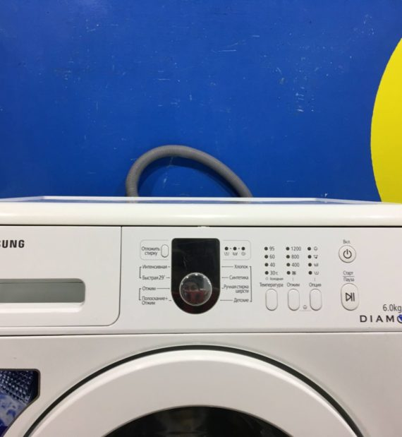 Б/у Стиральная машина Samsung WF-M592NMH