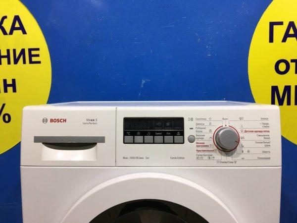 Б/у Стиральная машина Bosch WLG20261
