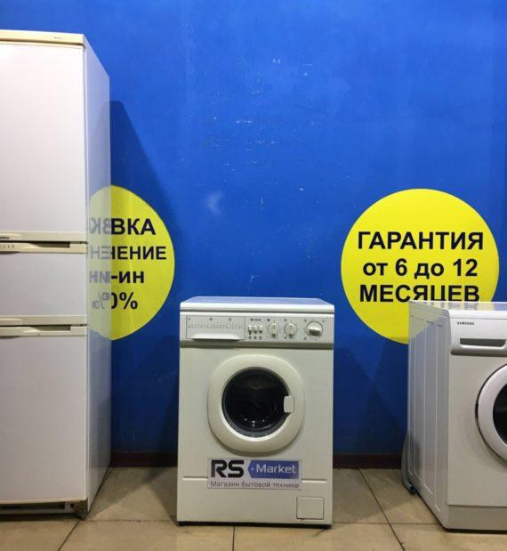 Б/у Стиральная машина Indesit 2296XW