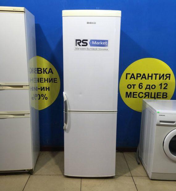Б/у Холодильник Beko CSA34000