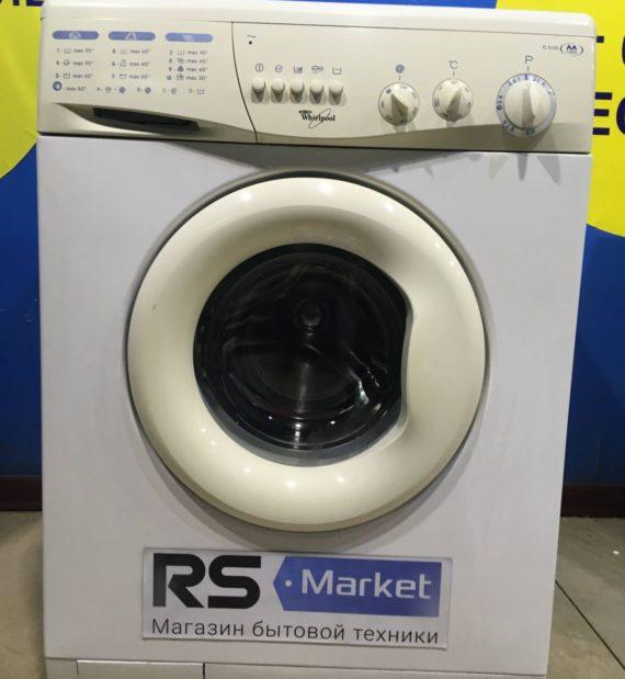 Б/у Стиральная машина Whirlpool FL5105