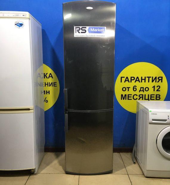 Б/у Холодильник Whirlpool ARC7657/IX