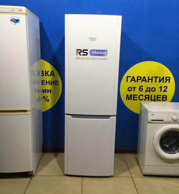 Б/у Холодильник Ariston HBM1180.3F