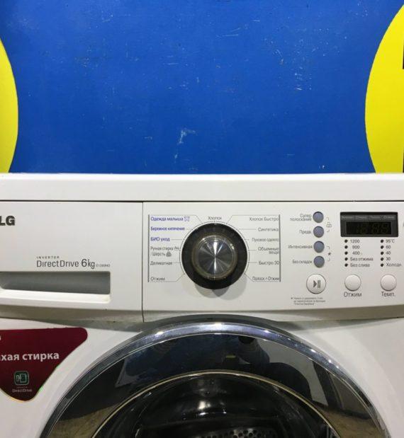 Б/у Стиральная машина LG E1289ND