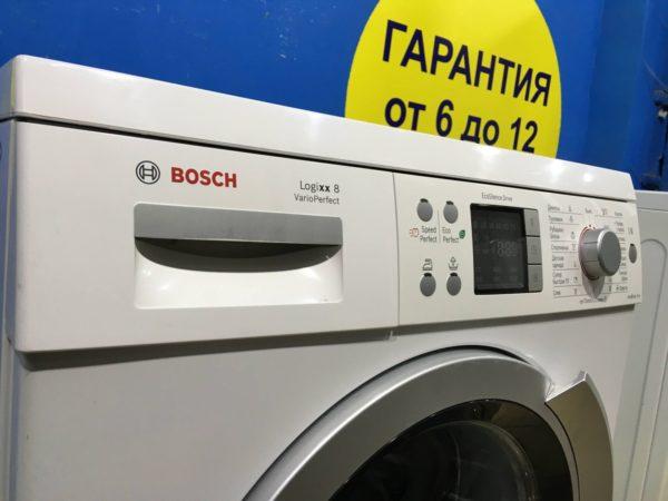 Б/у Стиральная машина BOSCH WAS20443OE