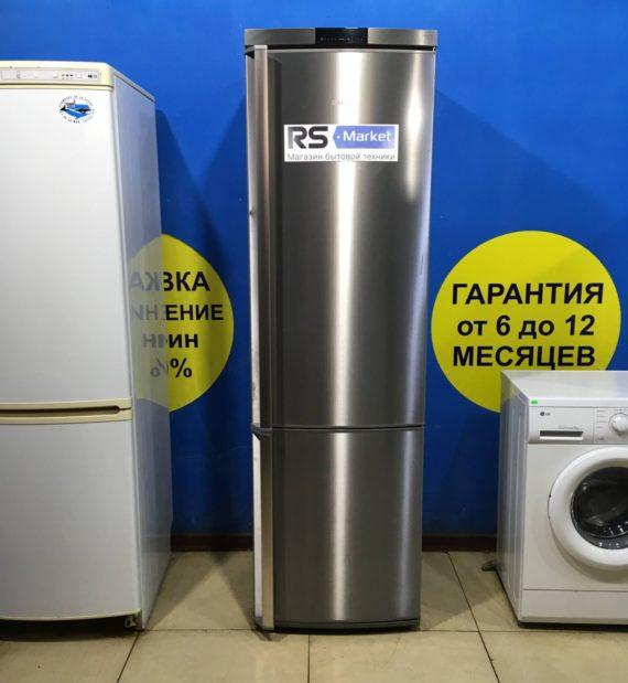 Б/У Холодильник AEG S73801CNX0