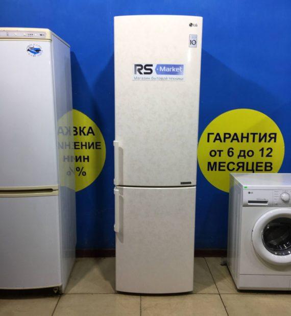 Б/У Холодильник LG GA-B489YECZ