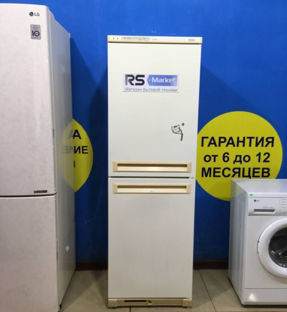 Б/У Холодильник Stinol KWG325180